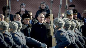 Putyin hiperszonikus rakéta kifejlesztését rendelte el