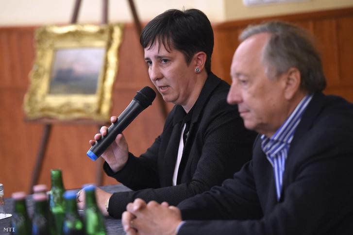 Veres Margit, Balmazújváros korábbi polgármestere 2017-ben
