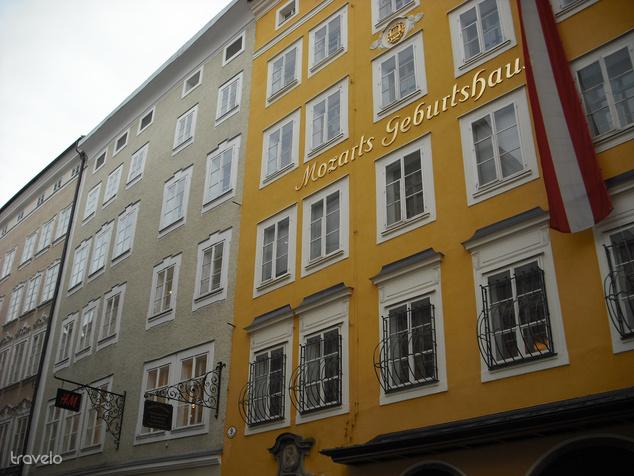 Mozart szülőháza
