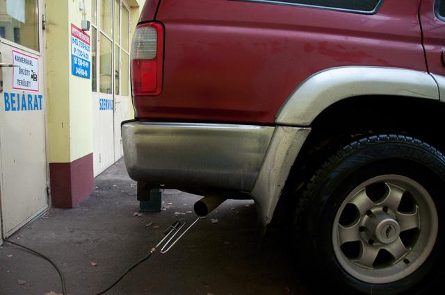 Ha működik a katalizátor egy japán autóban, stimmelnie kell az értékeknek - mondta Mazda Mester