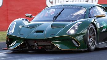 A Brabham V8-as csúcssportautója megdöntötte Mount Panorama körrekordját
