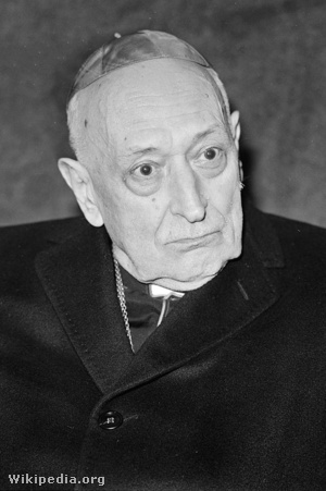 Mindszenty József 1974-ben