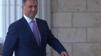 Először adott interjút Gruevszki azóta, hogy Magyarországra szökött