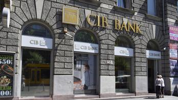Rejtélyes módon csökkent a CIB Bank ügyfeleinek számlaegyenlege