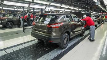 Brexit: a Nissan mégsem a briteknél gyártja az új X-Trailt