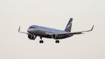 Füst volt az Aeroflot Belgrád-Moszkva járatának fedélzetén, Budapesten kellett leszállnia