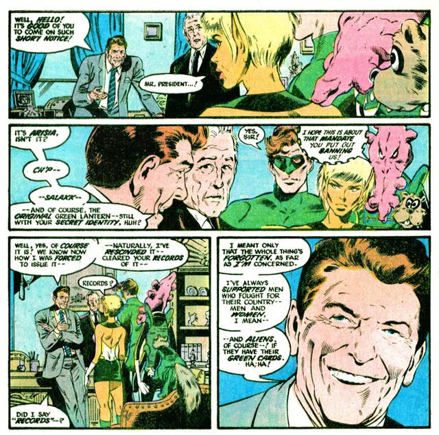 Green Lantern Corps #209 - Steve Englehart & Joe Staton