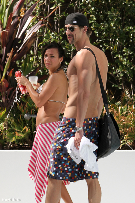 Michael Phelps és állítólagos új barátnője
