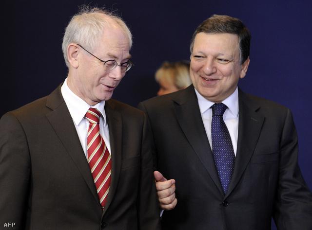 Van Rompuy és Barroso