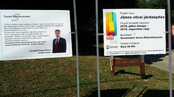 Hatóság mondta ki, hogy Szentendre vezetése politikai véleménye miatt diszkriminált valakit