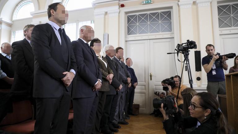 Vörösiszapper: szabadságvesztésre ítélték a Mal vezetőit