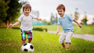 Túl korán leszoknak a gyerekek a mozgásról