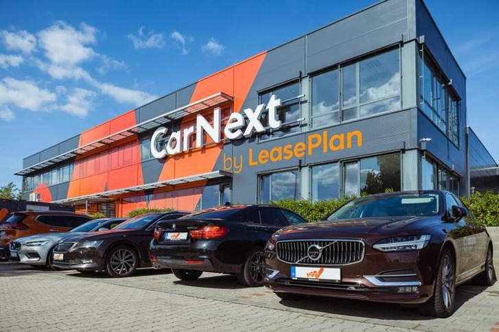 CarNext com Leaseplan Budapest
