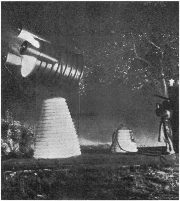 1925, Flat Holm szigete