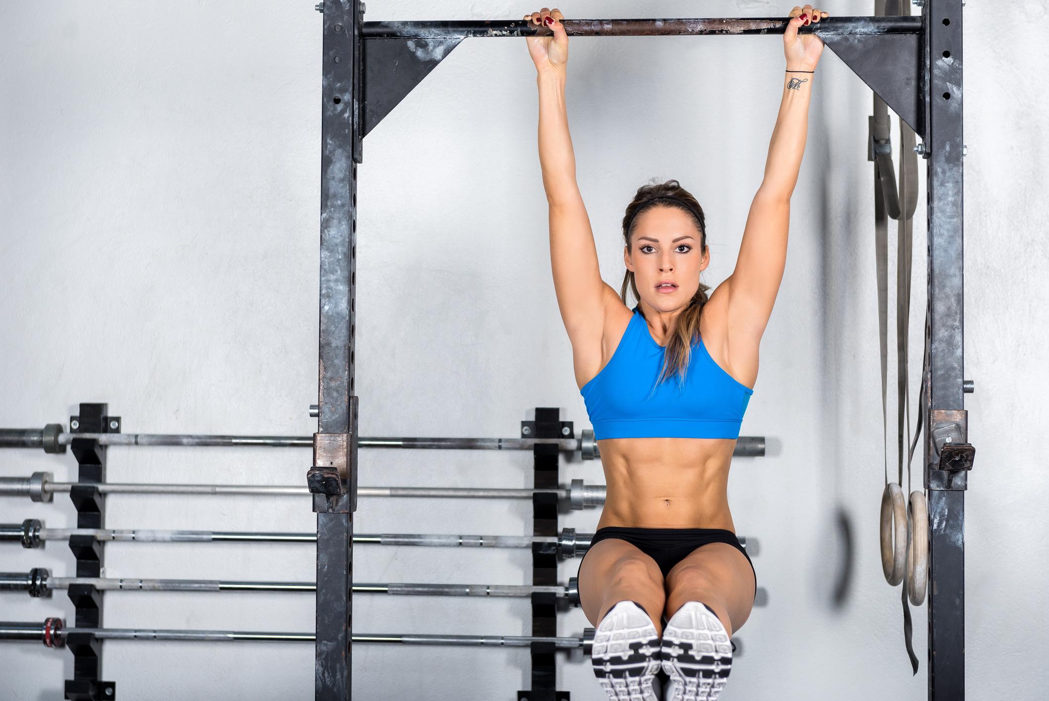 hatékony rutinok az edzőteremben a fogyáshoz