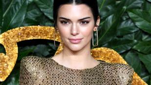 Kendall Jenner zavarba ejtően nagyot meztelenkedett az Instán