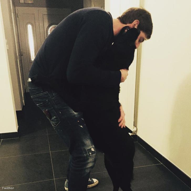 Emiliano Sala és kutyája, Nala