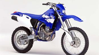 Vehető-e a Yamaha WR400F?