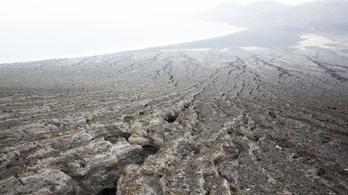 A NASA kutatói se tudják, mi borítja a világ egyik legfiatalabb szigetét