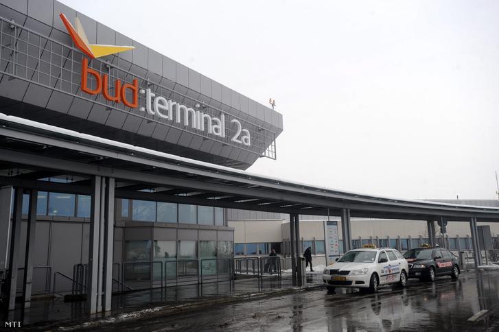 A Budapest Liszt Ferenc Nemzetközi Repülőtér 2A terminálja