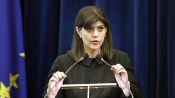 A román korrupcióellenes ügyészség leváltott vezetőjét jelölhetik az Európai Ügyészség élére