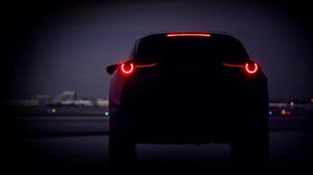 Meglepetést ígér a Mazda tavaszra
