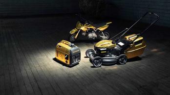 Az aggregátortól a CBR1000RR-ig minden Hondának jól áll az arany szín