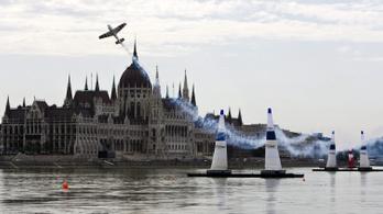 Idén nem lesz Red Bull Air Race a belvárosban