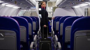 Mit rejt egy stewardess táskája? Megmutatjuk!