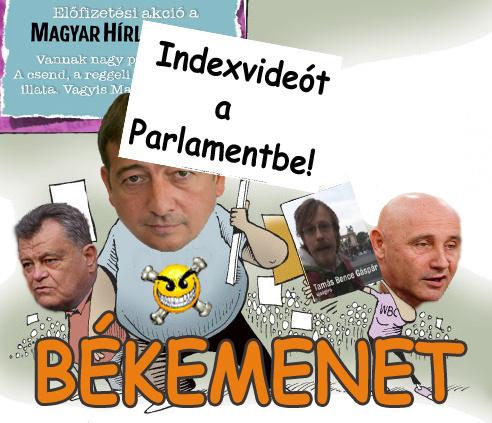 marcus fabius: Legyen békemenet, szabadság és egyetértés! :-D
