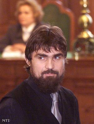 Ambrus Attila 2000-ben a Fővárosi Bíróságon