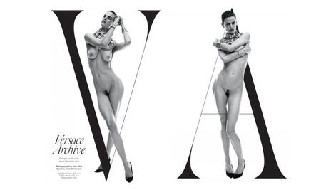 Versace-kampány 2011-ből