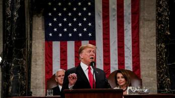 Trump: Ha nem én lennék az elnök, már háborúban állnánk Észak-Koreával