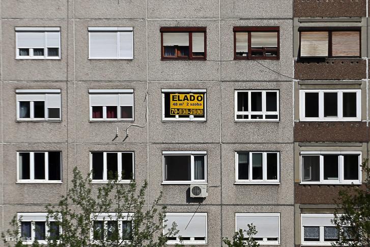 Eladó lakás Budapesten