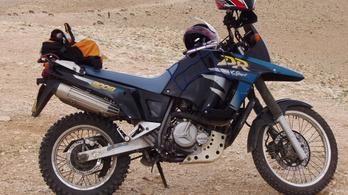 Felélesztené a Suzuki a DR Biget
