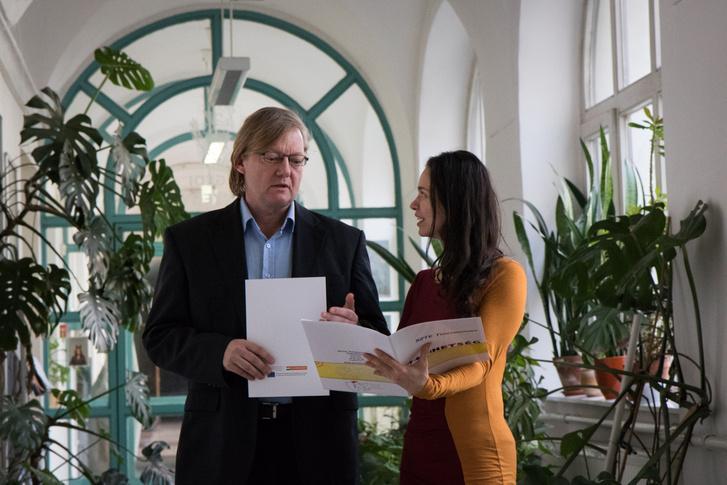 Dr. Badó Attila jogászprofesszor, az SZTE Tehetséggondozó Tanácsának elnöke