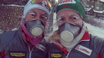 Brutális hideg írhatja át a biatlonvilágkupát