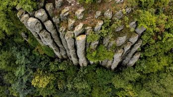 Kéktúra, 25. rész: A Szent György-hegyi bazaltorgonák titka