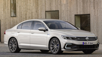 Megújítják a Volkswagen Passatot