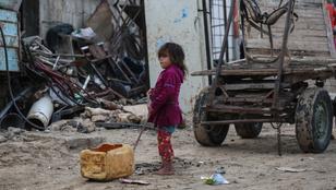 385 millió gyerek él szélsőségesen szegény körülmények között