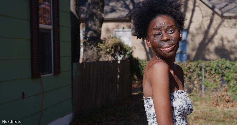 Alyssa McDonald 27 éves, Oklahoma államban él