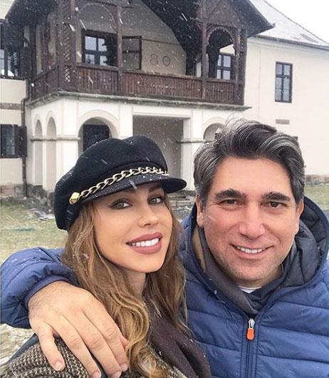 Csősz Bogi és férje, Burak Talu már 11 éve vannak együtt.
