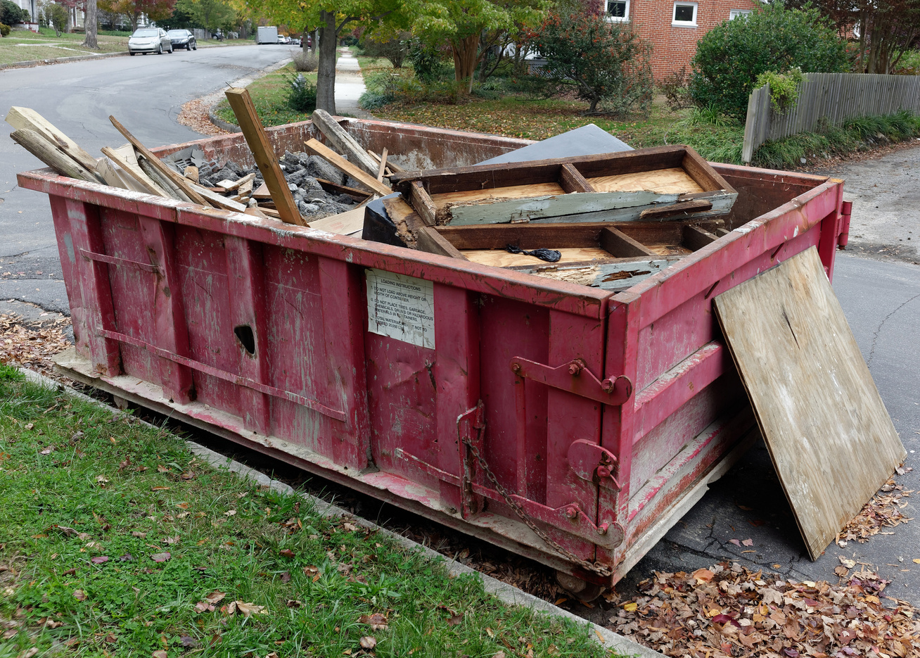 вывоз строительного мусора цена