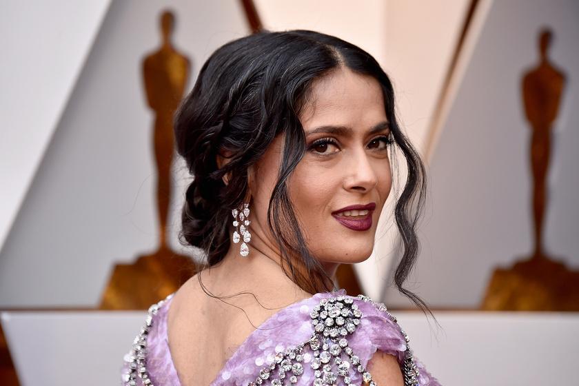 Szokatlan dolgot szúrtak ki az emberek a színésznő haján - Sokan elrejtették volna, de ő büszkén mutatta meg