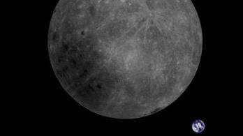 Ritka látványos fotót lőtt a Földről a kínai műhold
