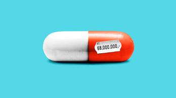 Hogyan kerülhet egy gyógyszer 68 millió forintba?