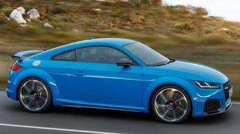 Az Audi TT-nek vége