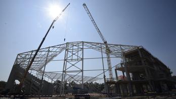 3,5 milliárddal drágult a szegedi egyházi futballstadion