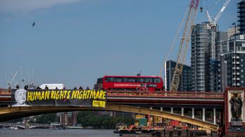 Iszonyatosan rossz az Amnesty International londoni központjában dolgozni