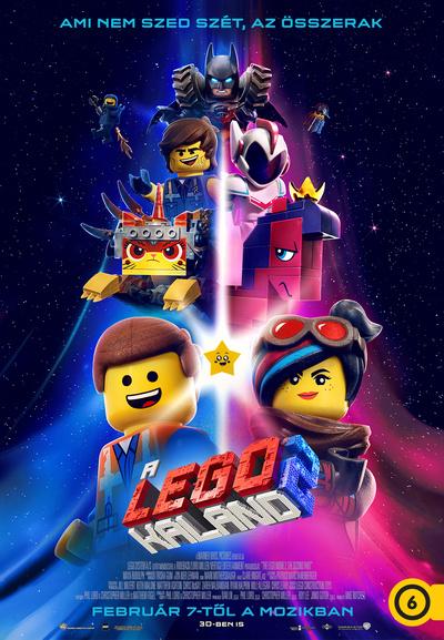 LEGO Kaland 2 plakát 1